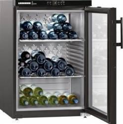 Vitrina frigorifica pentru vinuri Liebherr WKB 1812 134L Clasa A Frigidere Combine Frigorifice