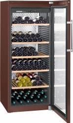 Vitrina frigorifica pentru vinuri Liebherr WKT 4552 435L A+ Maro Frigidere Combine Frigorifice