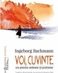 Voi cuvinte - Ingeborg Bachmann