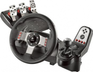 Volan cu Pedale Logitech G27 Racing Wheel