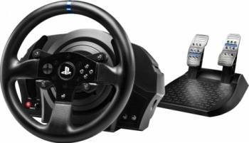 Volan cu Pedale Thrustmaster T300RS PC PS3 PS4 Gamepad & Joystick