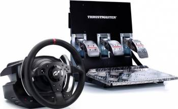 Volan cu pedale Thrustmaster T500RS GT PS3 PC Gamepad & Joystick
