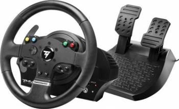 Volan cu pedale Thrustmaster TMX Force Feedback PC Xbox One Gamepad & Joystick