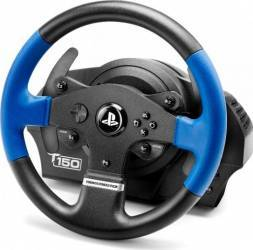 Volan cu pedale Thrustmaster T150 Force Feedback PC PS3 PS4 Gamepad & Joystick