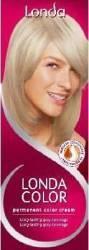 Vopsea de par Londacolor 28 blond cenusiu foarte deschis 50ml Vopsea de par