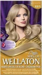 Vopsea de par Wellaton 121 extra blond cenusiu Vopsea de par