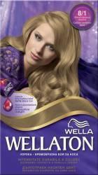 Vopsea De Par Wellaton 81 Blond Cenusiu Deschis