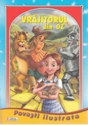 Vrajitorul din Oz - Povesti ilustrate