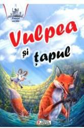 Vulpea si tapul - Povesti cu talc