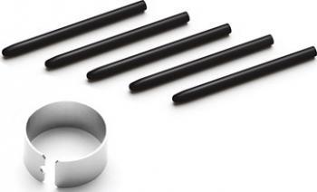 Wacom Bamboo Pen Black Nibs Set + Remover