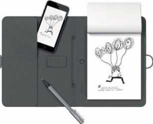 Husa Wacom Bamboo Spark cu Gadget Pocket Accesorii Tablete Grafice
