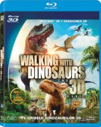 WALKING WITH THE DINOSAURS BluRay 3D 2013