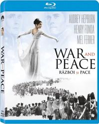 WAR AND PEACE BluRay 1956
