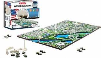 WASHINGTON D.C. Puzzle 4D Cityscape Jucarii Interactive