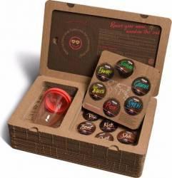 Welcome Kit Beanz 13 capsule de cafea + Pahar cu capac Accesorii Espressoare