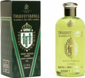 West Indian Limes by Truefitt and Hill Barbati 200ml Gel de dus, sapun lichid