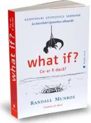 What if Ce-ar fi daca - Randall Munroe