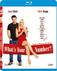 Whats your number BluRay 2011 Filme BluRay
