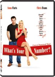 Whats your number DVD 2011 Filme DVD