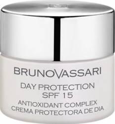 Crema de zi Bruno Vassari Whitening Line White Day Protection SPF 15