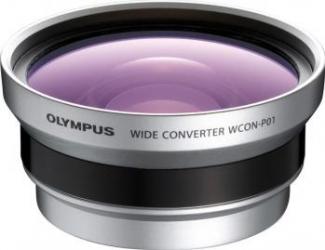 Wide Convertor Olympus WCON-P01 pentru M. 14-42 II Accesorii Obiective