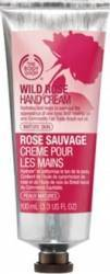 Crema de maini The Body Shop Wild Rose SPF15