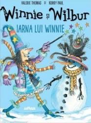Winnie si Wilbur Iarna lui Winnie - Valerie Thomas Korky Paul Carti