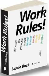 Work Rules - Laszlo Bock