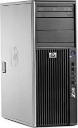 Workstation Refurbished Hp Z400 W3503 6GB 320GB Nvidia NVS290 Calculatoare Refurbished