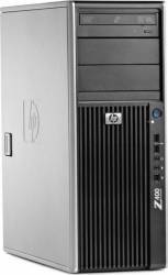 Workstation Refurbished HP Z400 W3520 6GB 320GB nVidia Quadro FX580 Calculatoare Refurbished