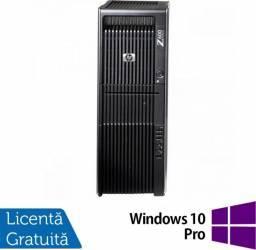 Workstation Refurbished HP Z600 E5506 24GB 240GB SSD + 2TB Nvidia Quadro K5000 4GB Calculatoare Refurbished