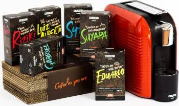 World Coffee Pack Beanz Accesorii Espressoare