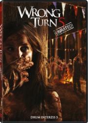 Wrong turn 5 DVD 2012 Filme DVD