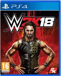 WWE 2K18 - PS4 Jocuri