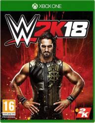 WWE 2K18 - Xbox One Jocuri