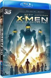 X-Men Days of Future Past BluRay Combo 3D+2D 2014 Filme BluRay