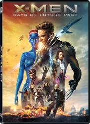 X-Men Days of Future Past DVD 2014 Filme DVD