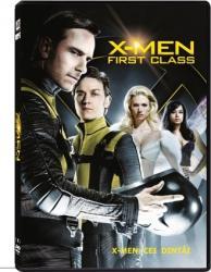 X-MEN FIRST CLASS DVD 2011
