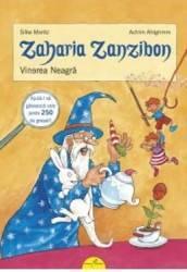 Zaharia Zanzibon. Vinerea Neagra - Silke Moritz Achim Ahlgrimm