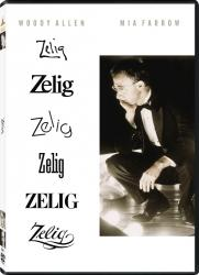 Zelig DVD 1983 Filme DVD
