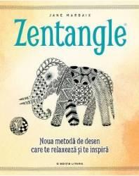 Zentangle - Jane Marbaix Carti