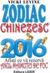 Zodiac Chinezesc 2016 - Vicki Levine