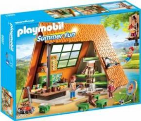 Zona de Camping PlayMobil Seturi de constructie