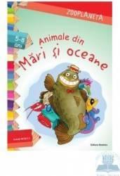 Zooplaneta - Animale din mari si oceane