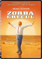 ZORBA THE GREEK DVD 1964