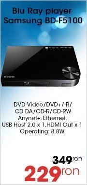 Blu Ray Player F5100