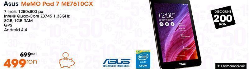 Tableta Asus me7610