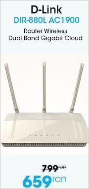 Router Asus Dir-880l