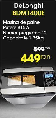 Masina de facut paine Gorenje bm1400e
