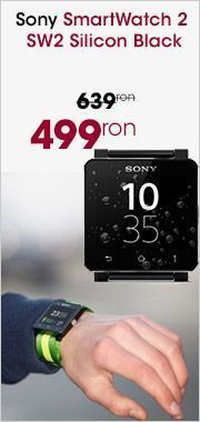 Ceas Sony SmartWatch oct